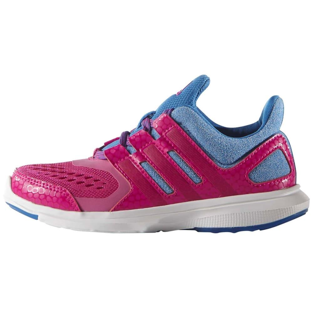 ADIDAS Girls' Preschool Hyperfast 2.0 Running Shoes - PINK