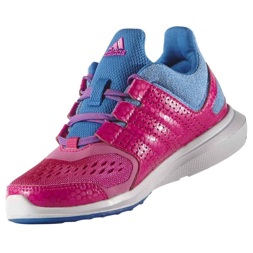 ADIDAS Girls' Preschool Hyperfast 2.0 Running Shoes - PINK