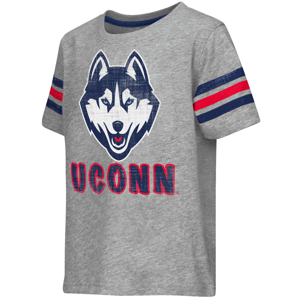 UCONN Toddler Boys' Desperado Short-Sleeve Tee - GREY
