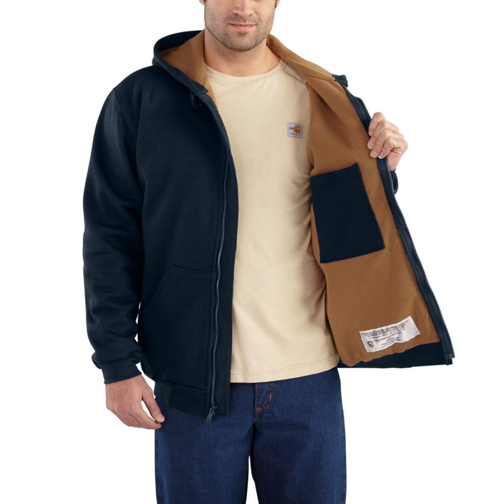 CARHARTT Thermal Lined Sweatshirt - DARK NAVY