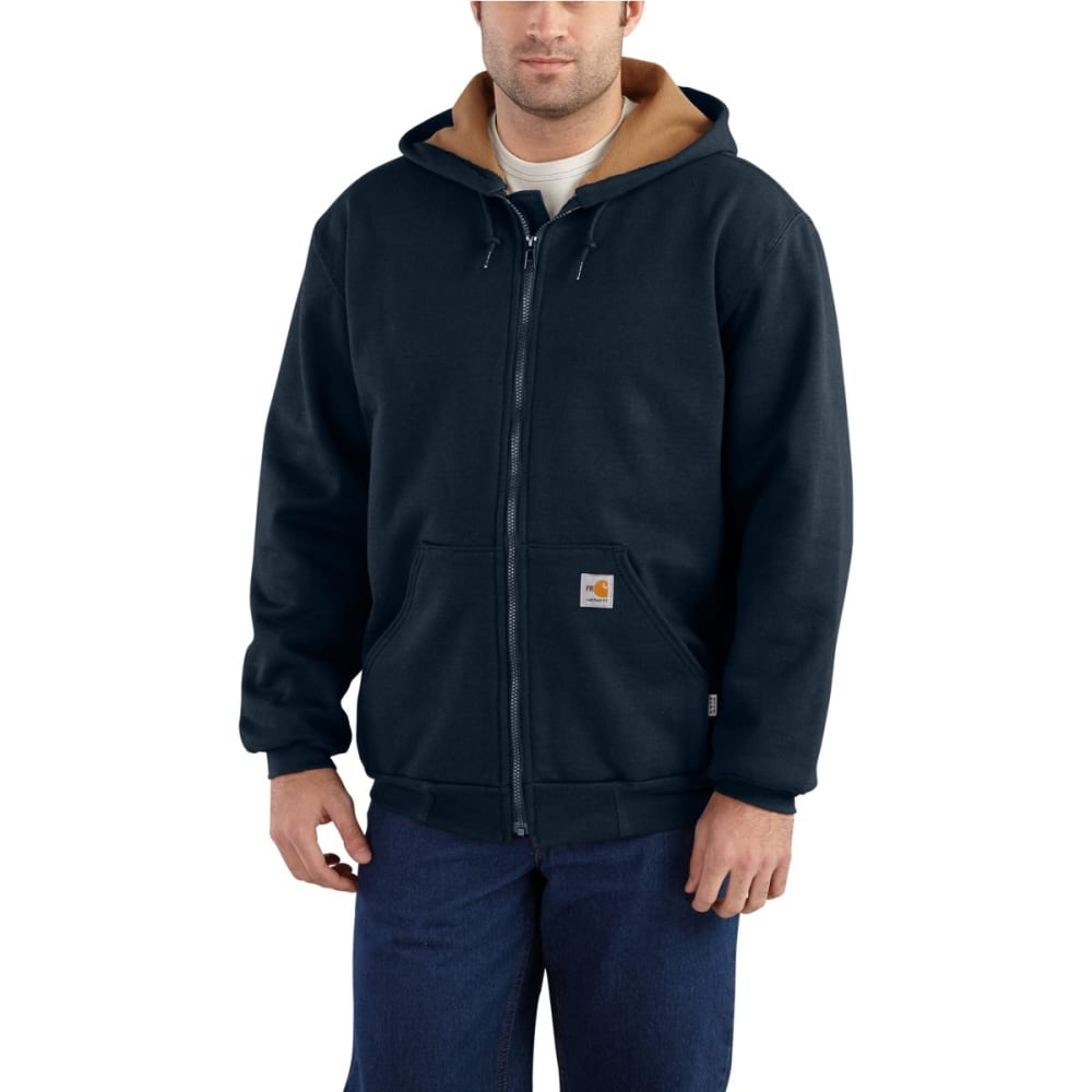 CARHARTT Thermal Lined Sweatshirt - DARK NAVY