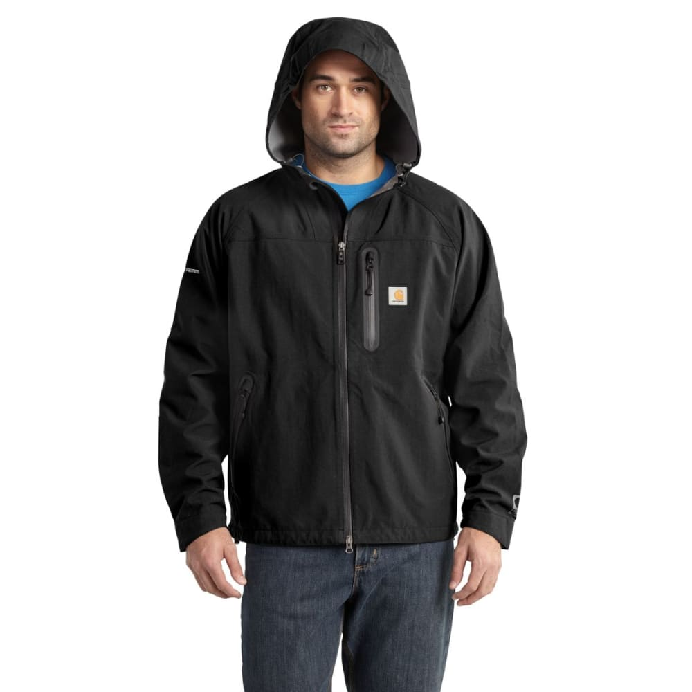 CARHARTT Extremes Shoreline Vortex Jacket - BLACK