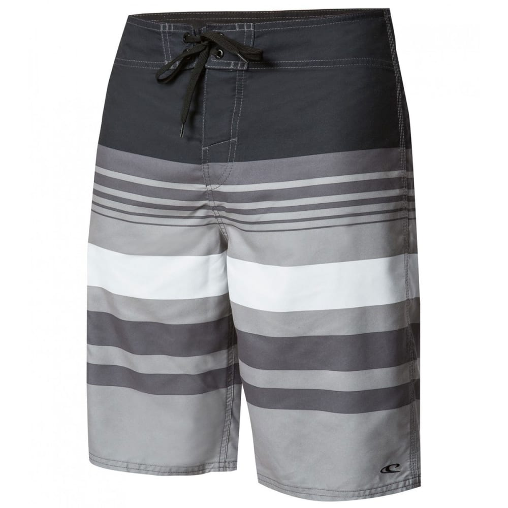 O'NEILL Men's Calypso Stretch Board Shorts - BLK2 - BLACK