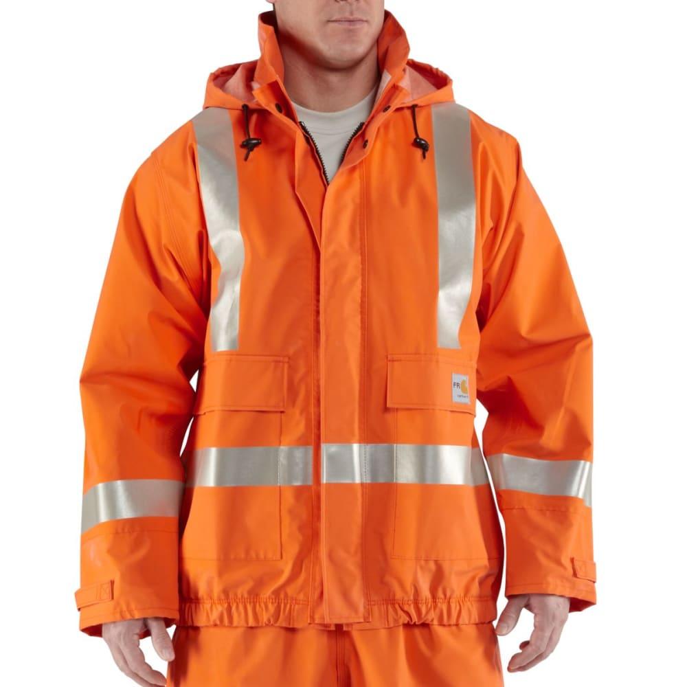 CARHARTT Flame-Resistant Jacket, Extended Sizes - BOLD ORANGE