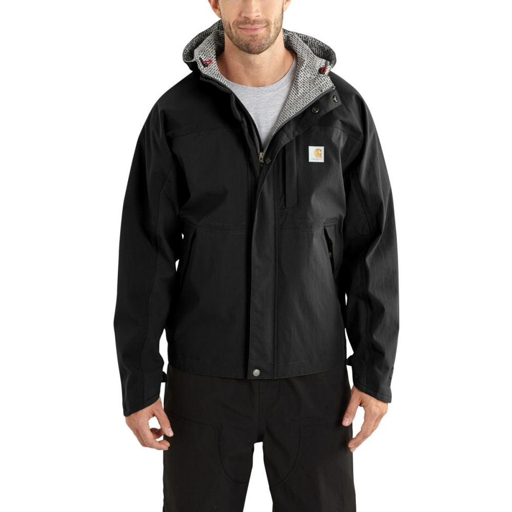 CARHARTT Shoreline Vapor Jacket, Extended Sizes - BLACK