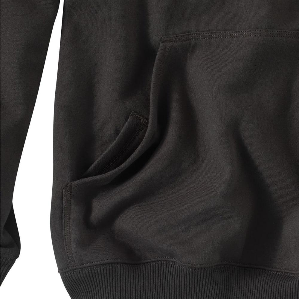 CARHARTT Men's Flame-Resistant Heavyweight Klondike Sweatshirt, Big & Tall - BLACK