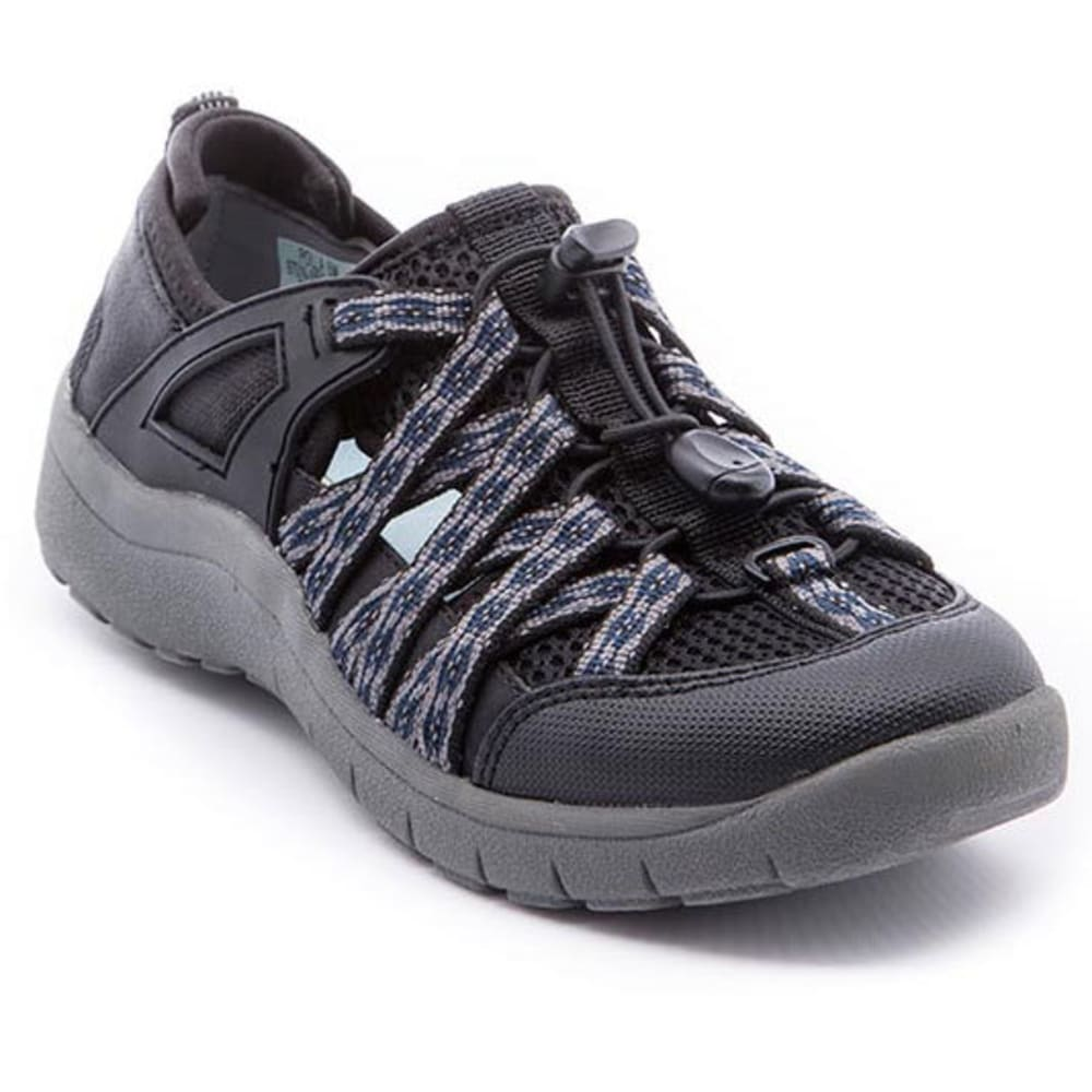 BARETRAPS Women's Polla Slip-On Shoes - BLACK MULTI