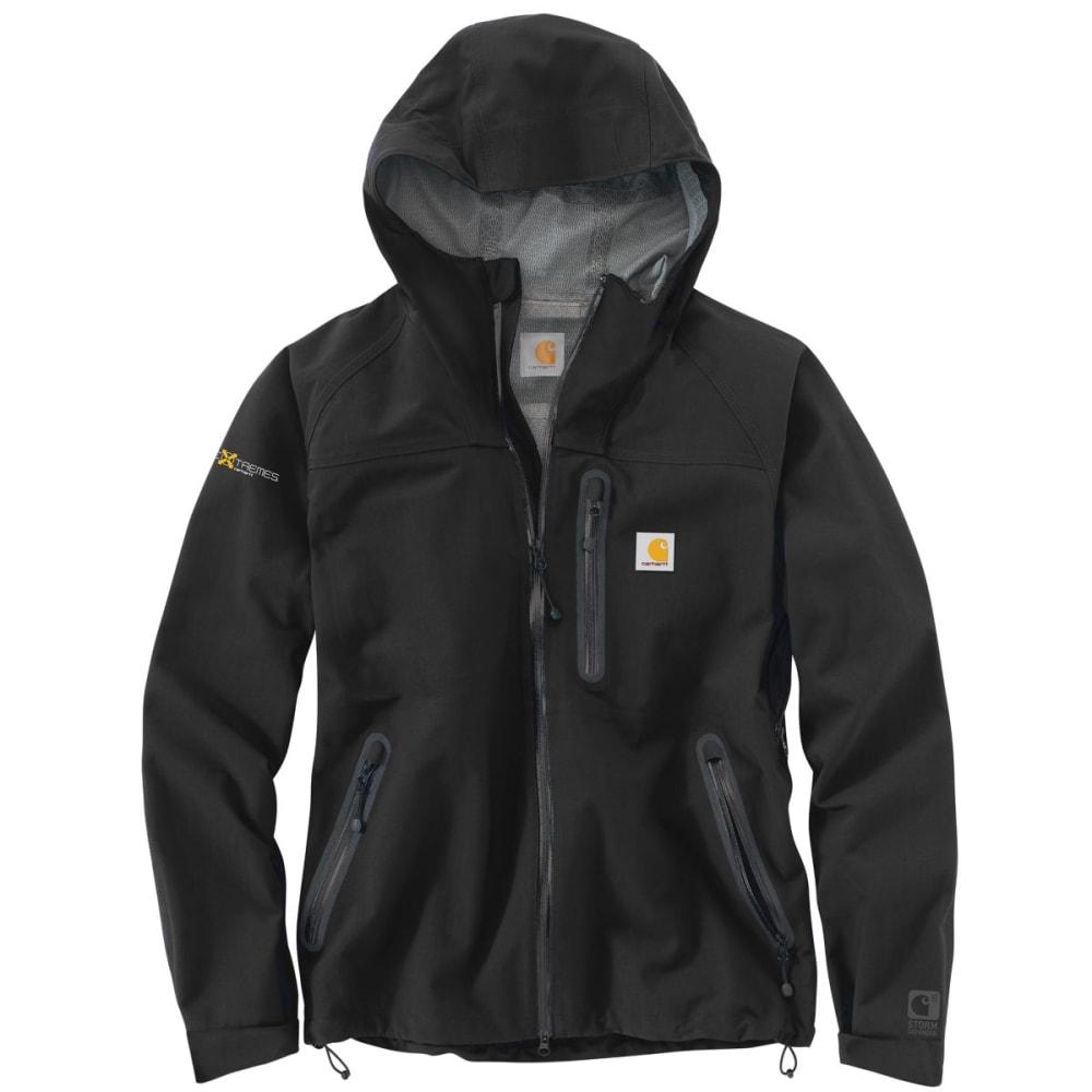 CARHARTT Extremes Shoreline Vortex Jacket, Extended Sizes - BLACK
