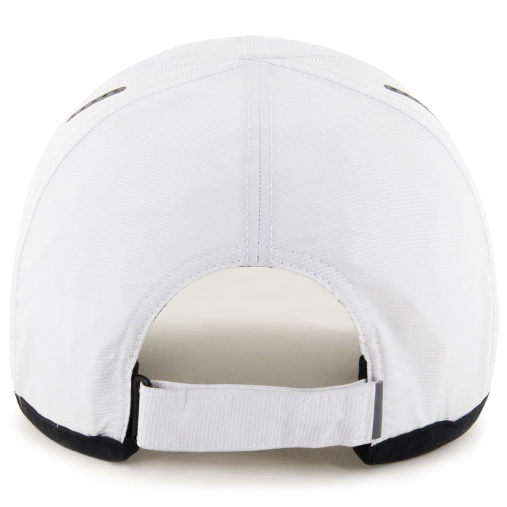 BOSTON RED SOX Men's Compete '47 Clean Up Adjustable Performance Cap - WHITE