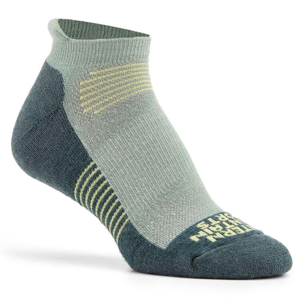 EMS Women's Track Lite Tab Ankle Socks - BALSAM-05265