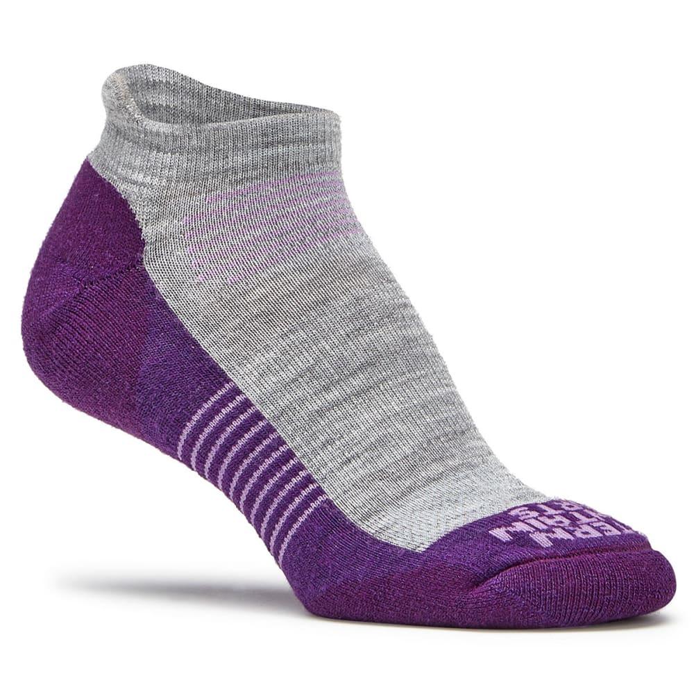 EMS Women's Track Lite Tab Ankle Socks S