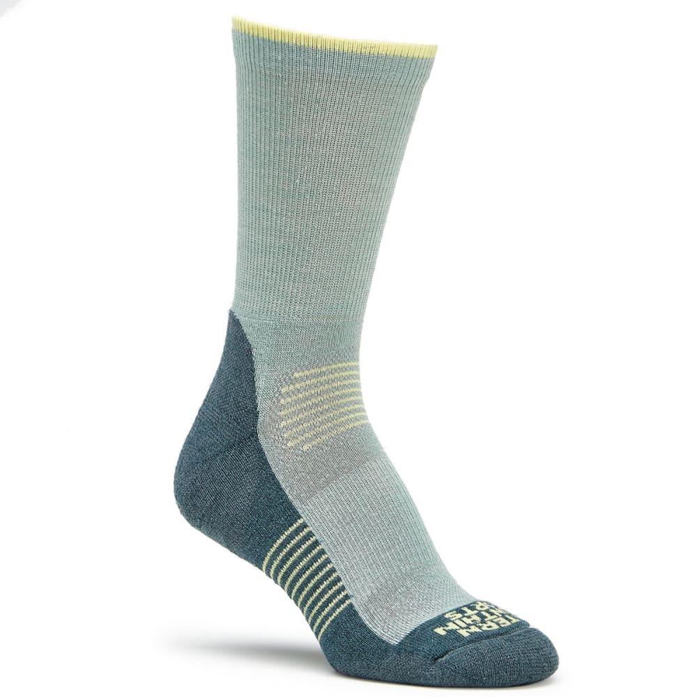 Ems(R) Women's Track Lite Crew Socks - Green, M