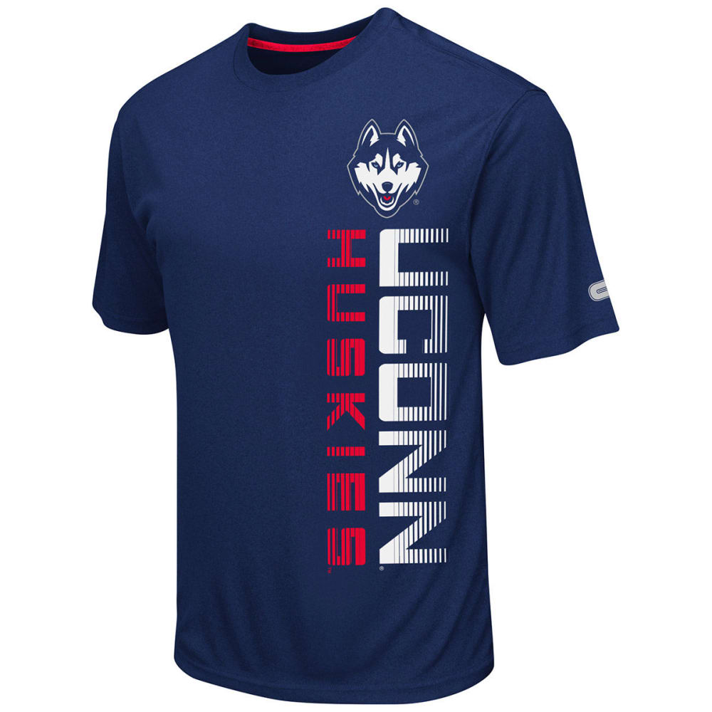 UCONN Men's Chunnel Short-Sleeve Tee - NAVY