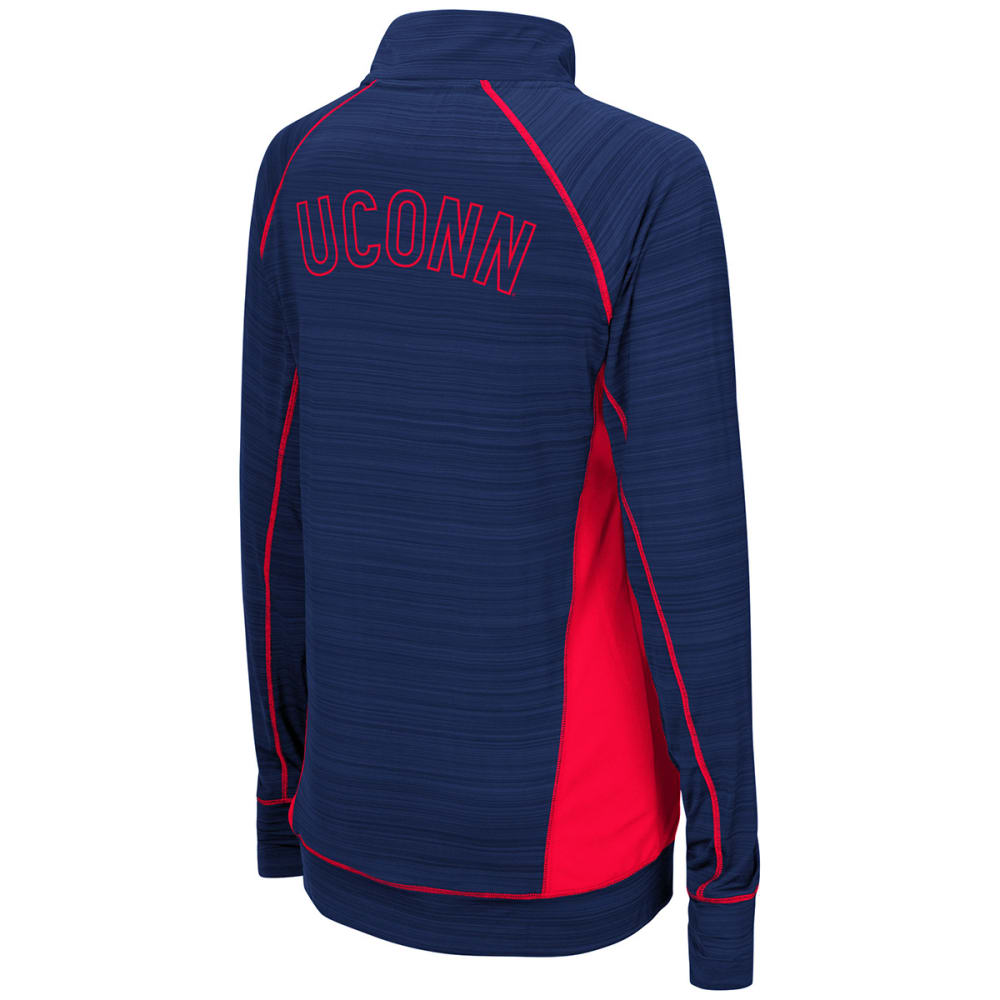 UCONN Women's Apothecary ¼-Zip Windshirt - NAVY