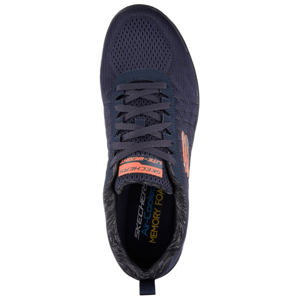 SKECHERS Men's Flex Advantage 2.0 - The Happs Sneakers - NAVY