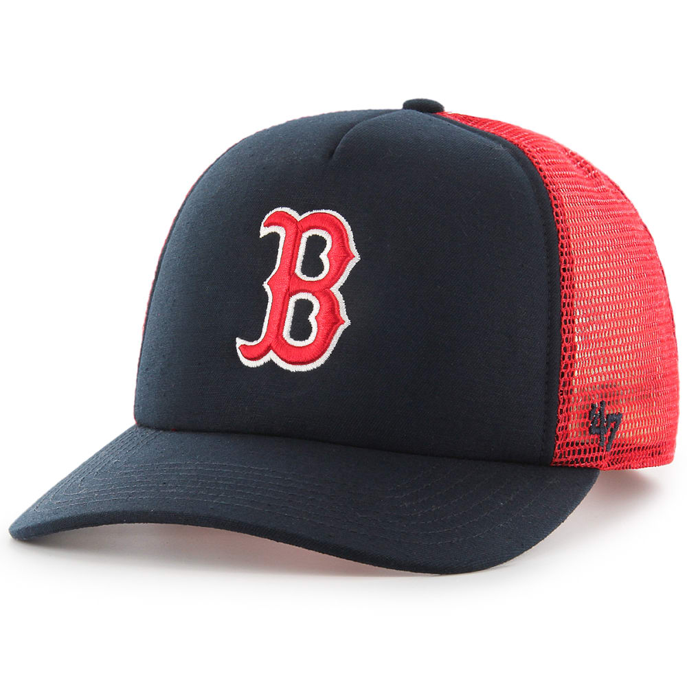 BOSTON RED SOX Kids' Bartow '47 Captain CF Cap - NAVY