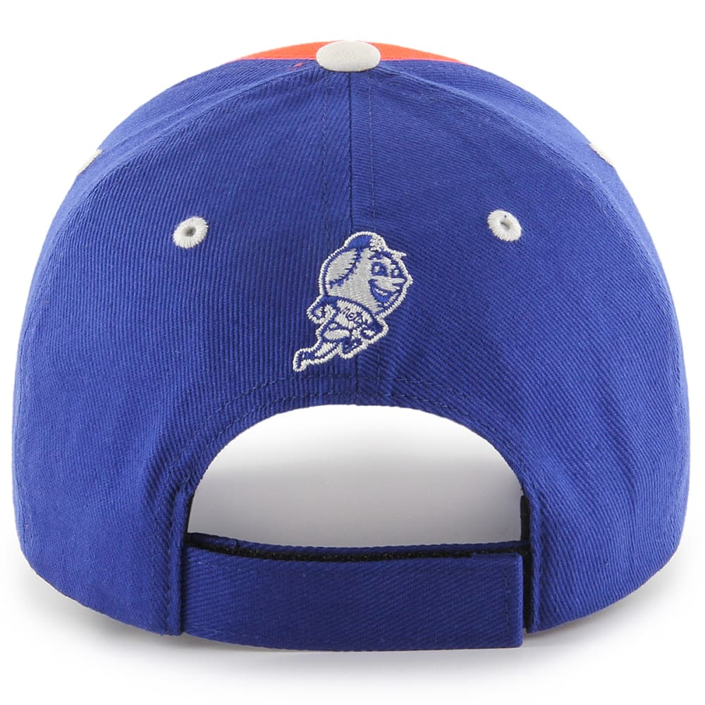NEW YORK METS Kids' Mr. Met Akela '47 MVP Adjustable Cap - ROYAL BLUE