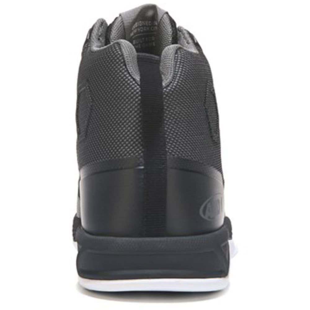 AND1 Men's Fantom 2 Basketball Shoes - BLACK