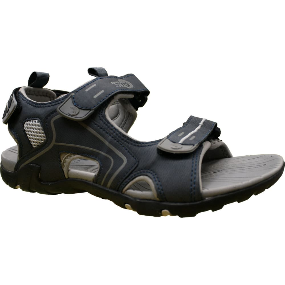 ISLAND SURF Men's Mako Sandals - NAVY