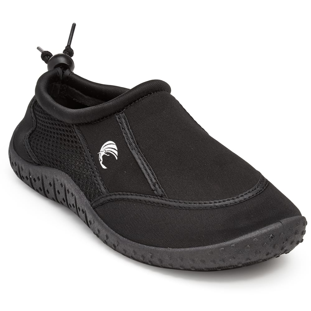ISLAND SURF Men's Redondo Water Shoes - BLACK