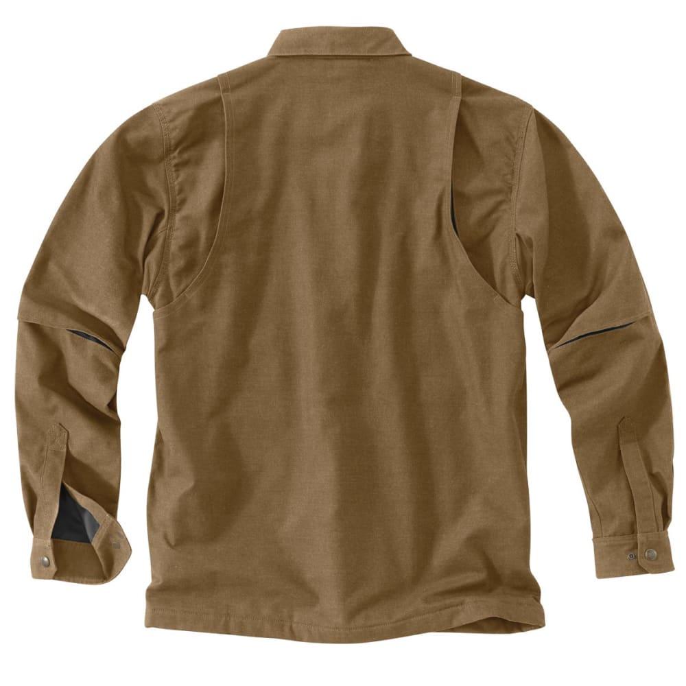 CARHARTT Full Swing Quick Duck Overland Shirt Jacket - YUKON