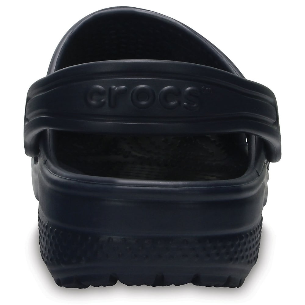CROCS Kids' Classic Clogs, Navy - NAVY