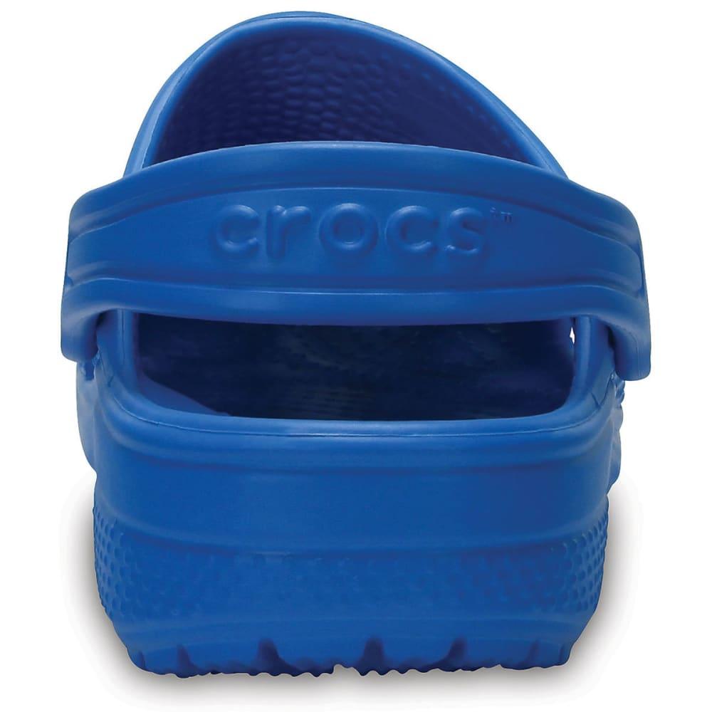 CROCS Kids' Classic Clogs, Ocean - OCEAN