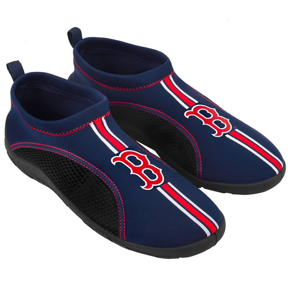 BOSTON RED SOX Boys' Water Shoes - BLACK