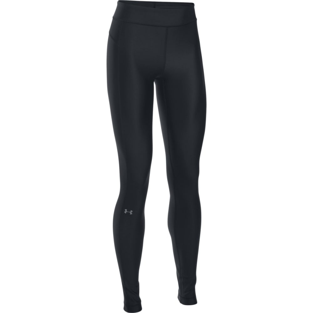 UNDER ARMOUR Women's HeatGear® Armour Leggings - BLACK -001