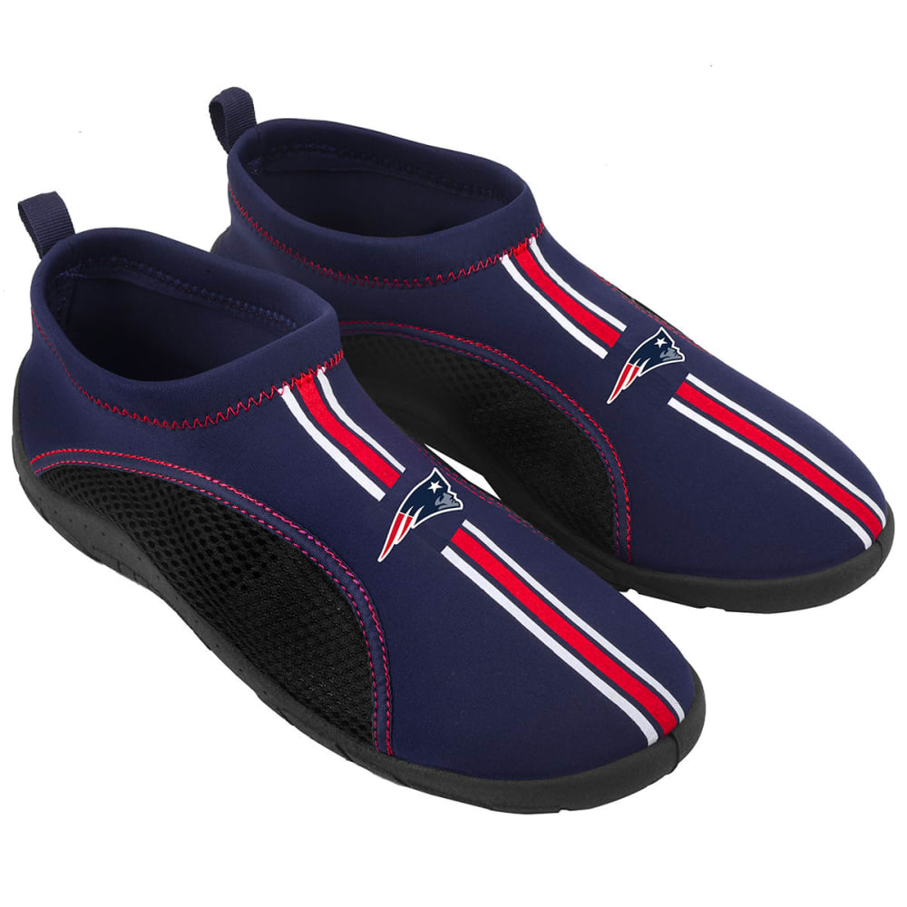 NEW ENGLAND PATRIOTS Boys' Water Shoes - BLACK