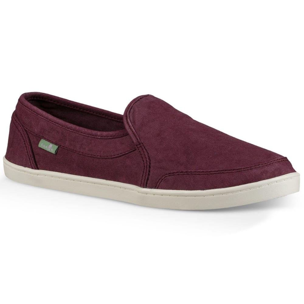 SANUK Women's Pair O Dice Slip-On Shoes 7