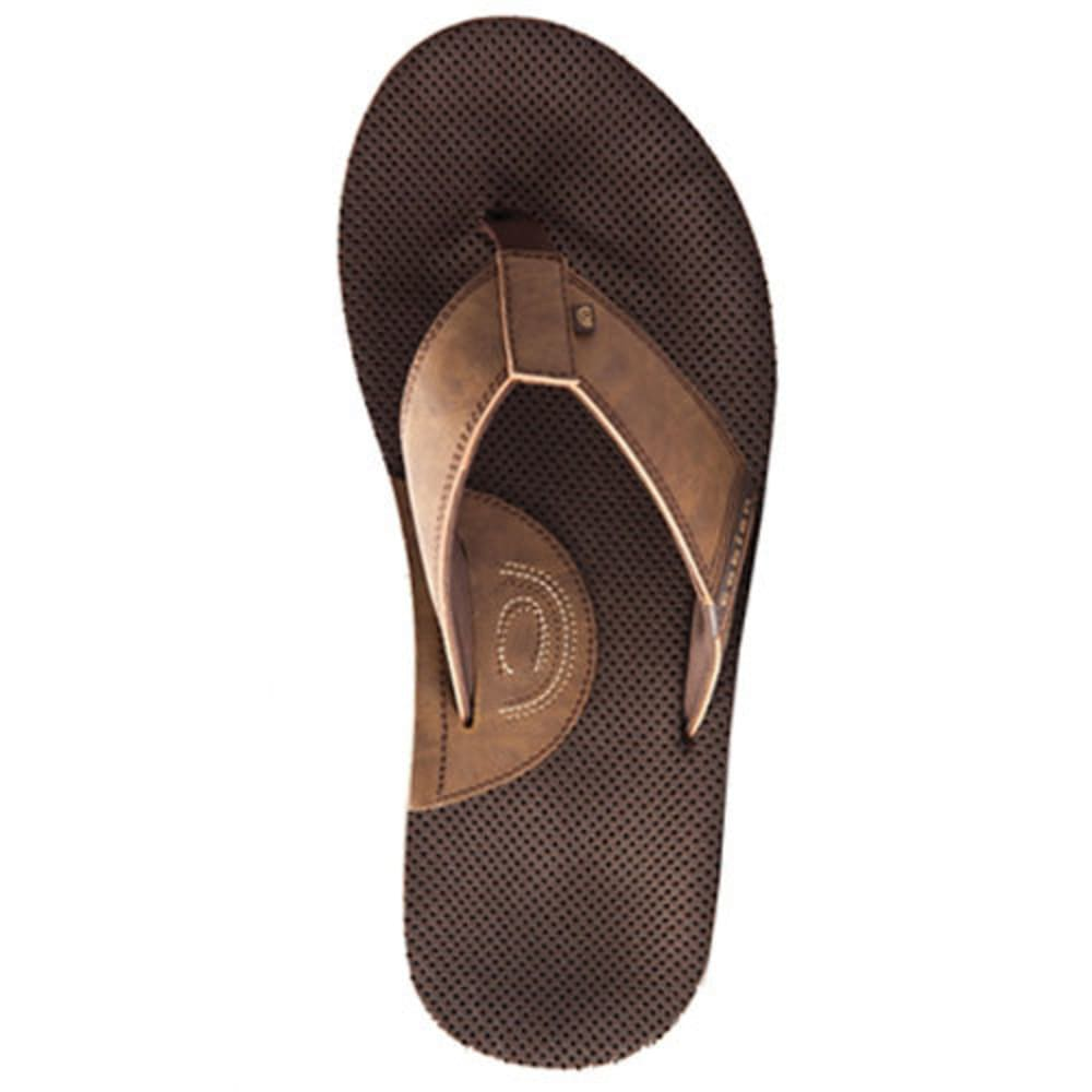Cobian Men's Arv Ii Sandals - Brown, 8