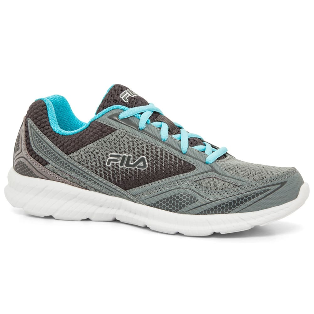 FILA Women's Memory Deluxe 17 Sneakers - GREY