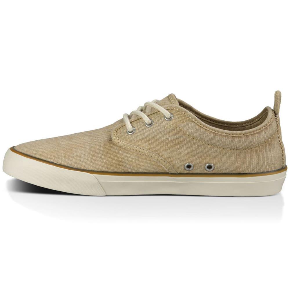 SANUK Men's Guide Plus Shoes, Washed Natural - NATURAL