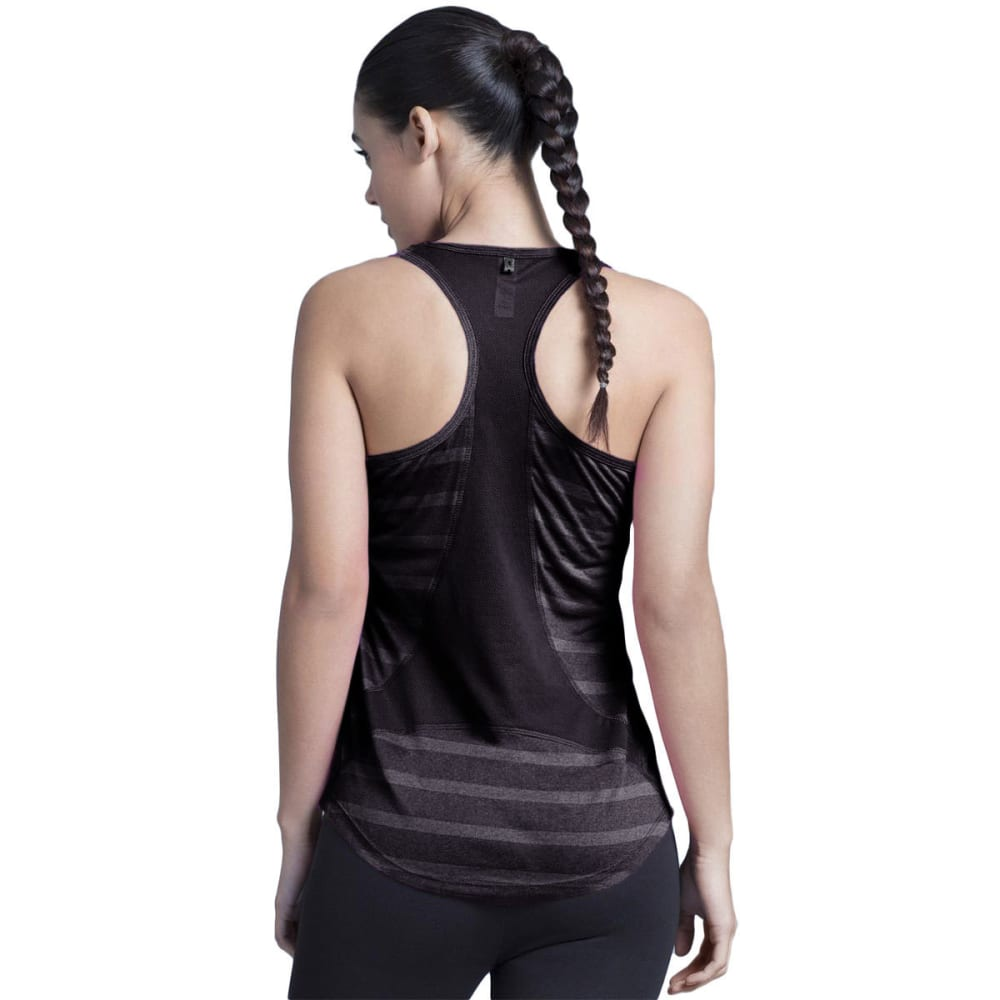 MARIKA Women's Amplify Singlet Tank Top - BLACK-001