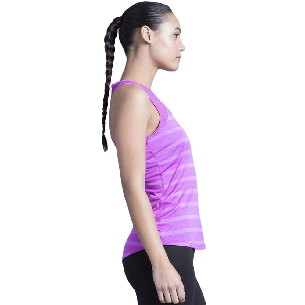 MARIKA Women's Amplify Singlet Tank Top - A GRAPE FIT-90P