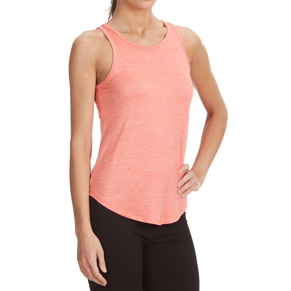 Balance Collection By Marika Women's Opal Knot Tank Top - Orange, XL