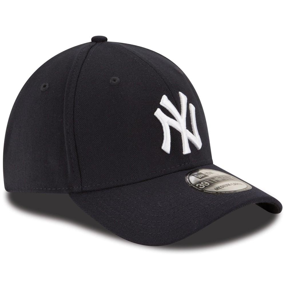 NEW YORK YANKEES Men's Team Classic 39Thirty FlexFit Cap - NAVY
