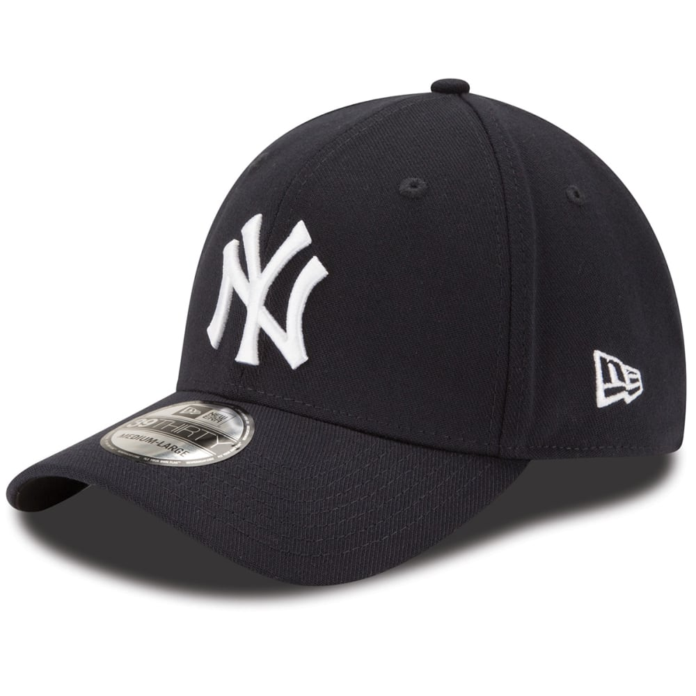 NEW YORK YANKEES Men's Team Classic 39Thirty FlexFit Cap - NAVY