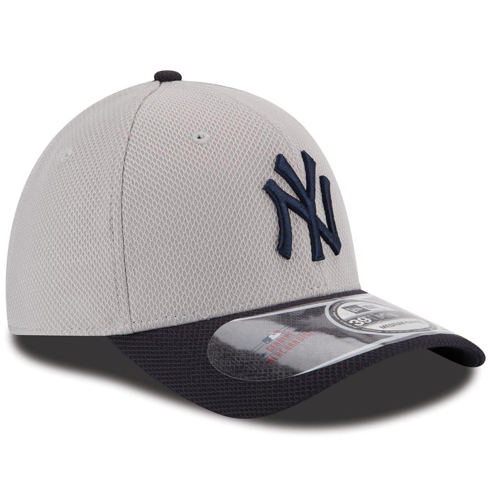 NEW YORK YANKEES Men's 9Thirty Reverse 2Tone Diamond Era Flexfit Cap - NAVY