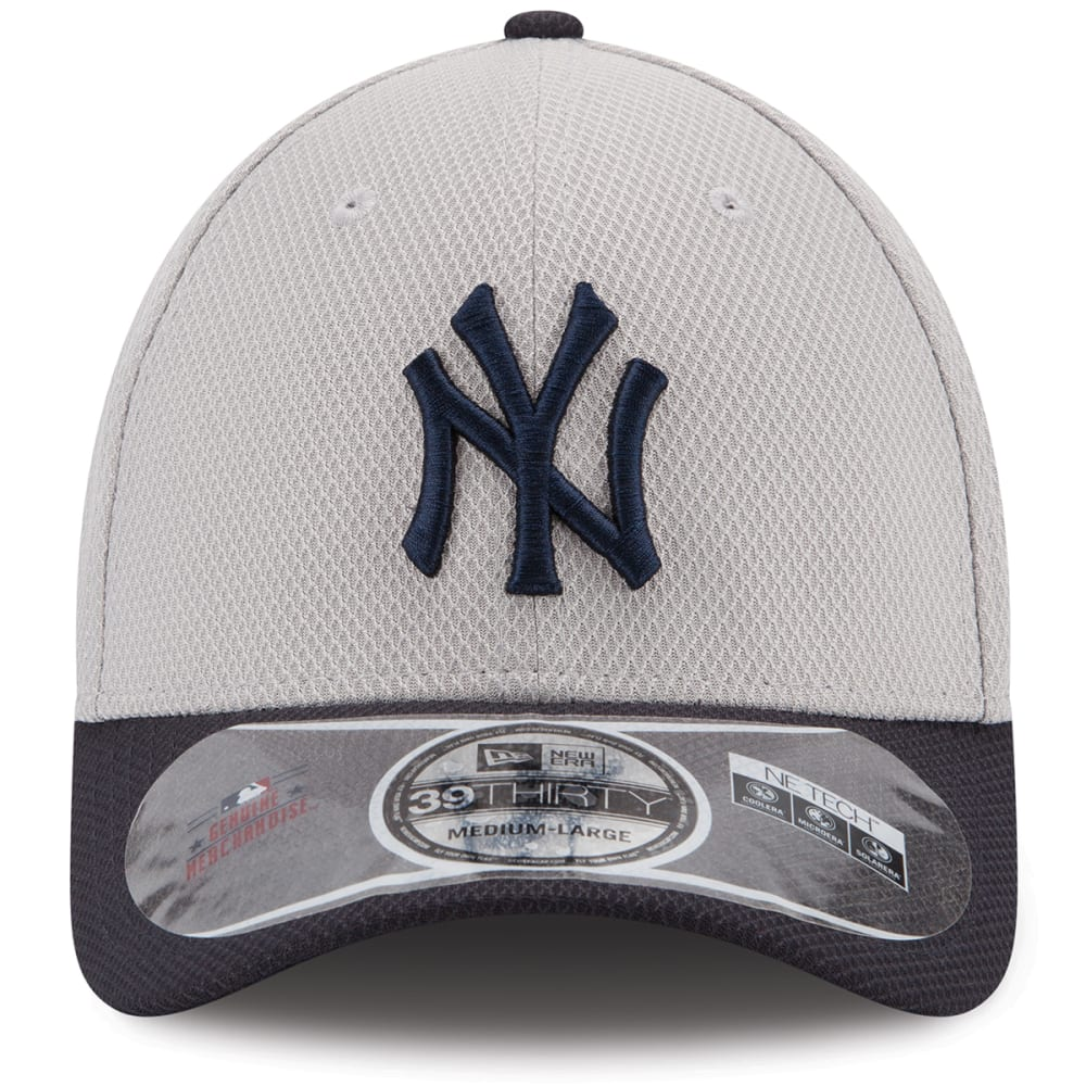 NEW YORK YANKEES Men's 9Thirty Reverse 2Tone Diamond Era Flexfit Cap - NAVY