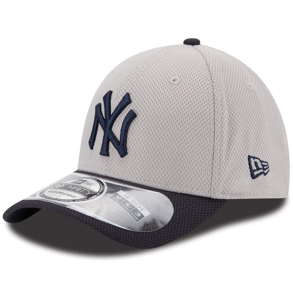 NEW YORK YANKEES Men's 9THIRTY Reverse 2Tone Diamond Era Flexfit Cap S/M