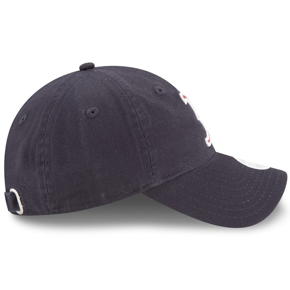 BOSTON RED SOX Women's Team Glisten Baseball Hat - RED