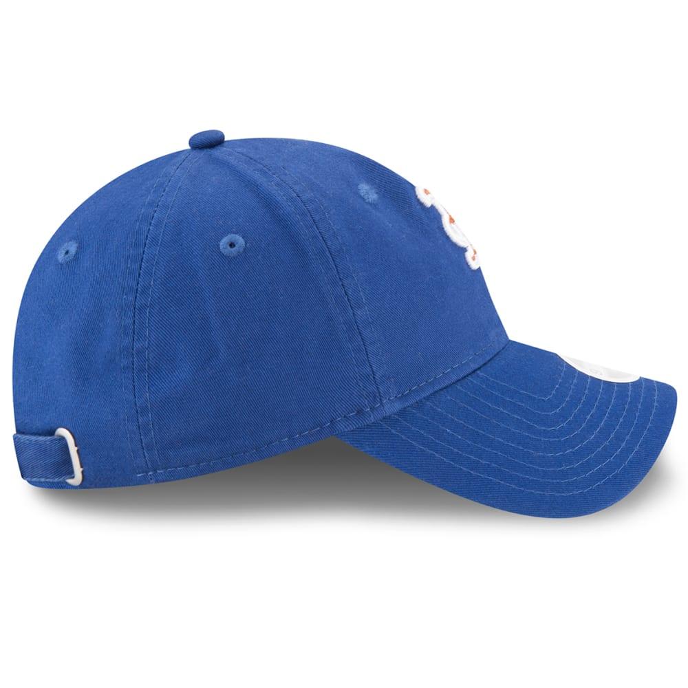 NEW YORK METS Women's Team Glisten Adjustable Hat - ROYAL