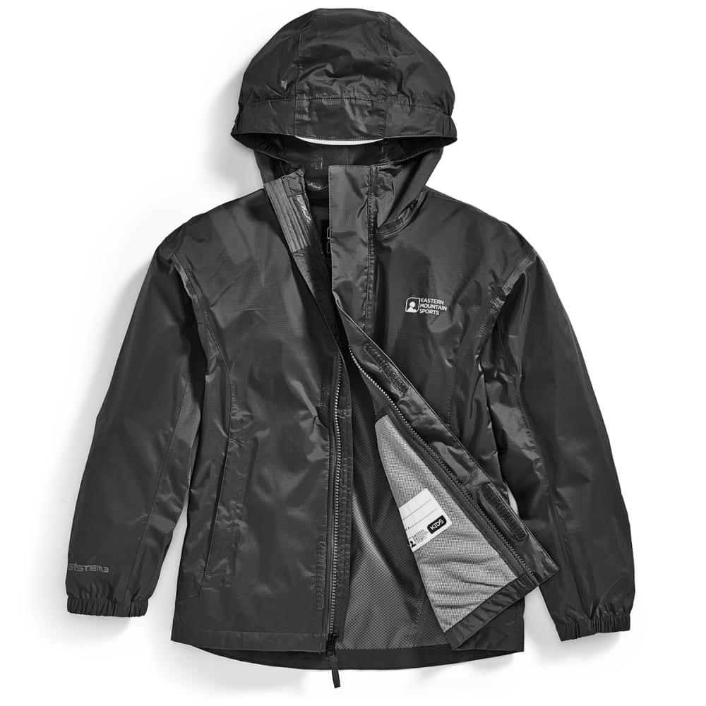 EMS® Kids' Thunderhead Rain Jacket - BLACK