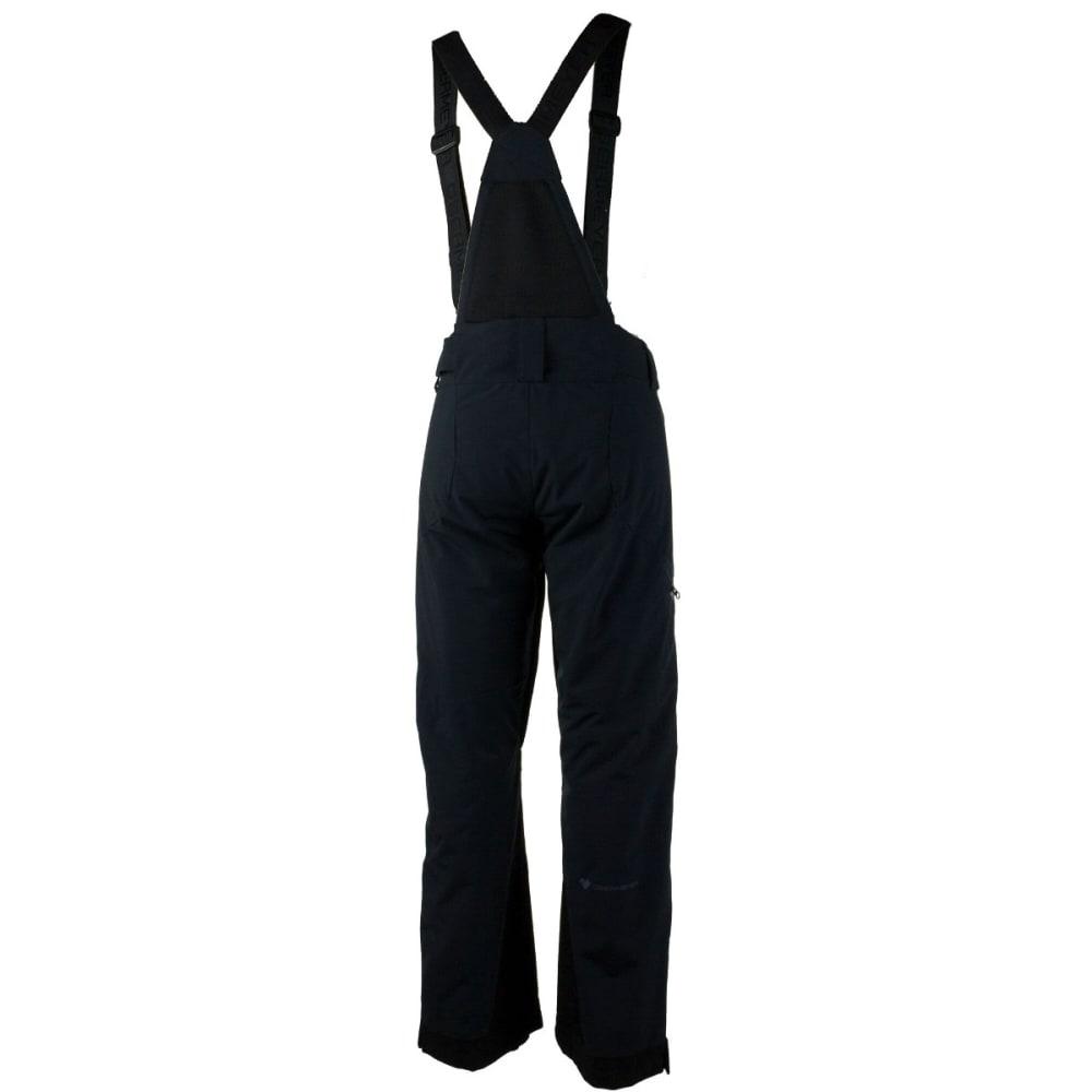 OBERMEYER Men's Force Suspender Pant - BLACK