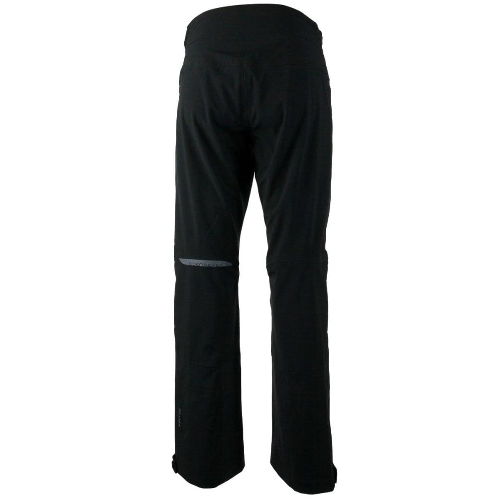 OBERMEYER Men's Peak Shell Pant - BLACK