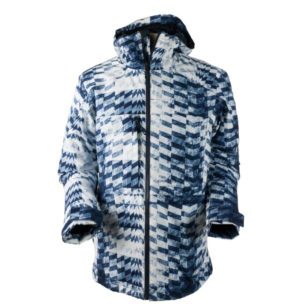 OBERMEYER Men's Wasatch Jacket - COAT OF ARMS