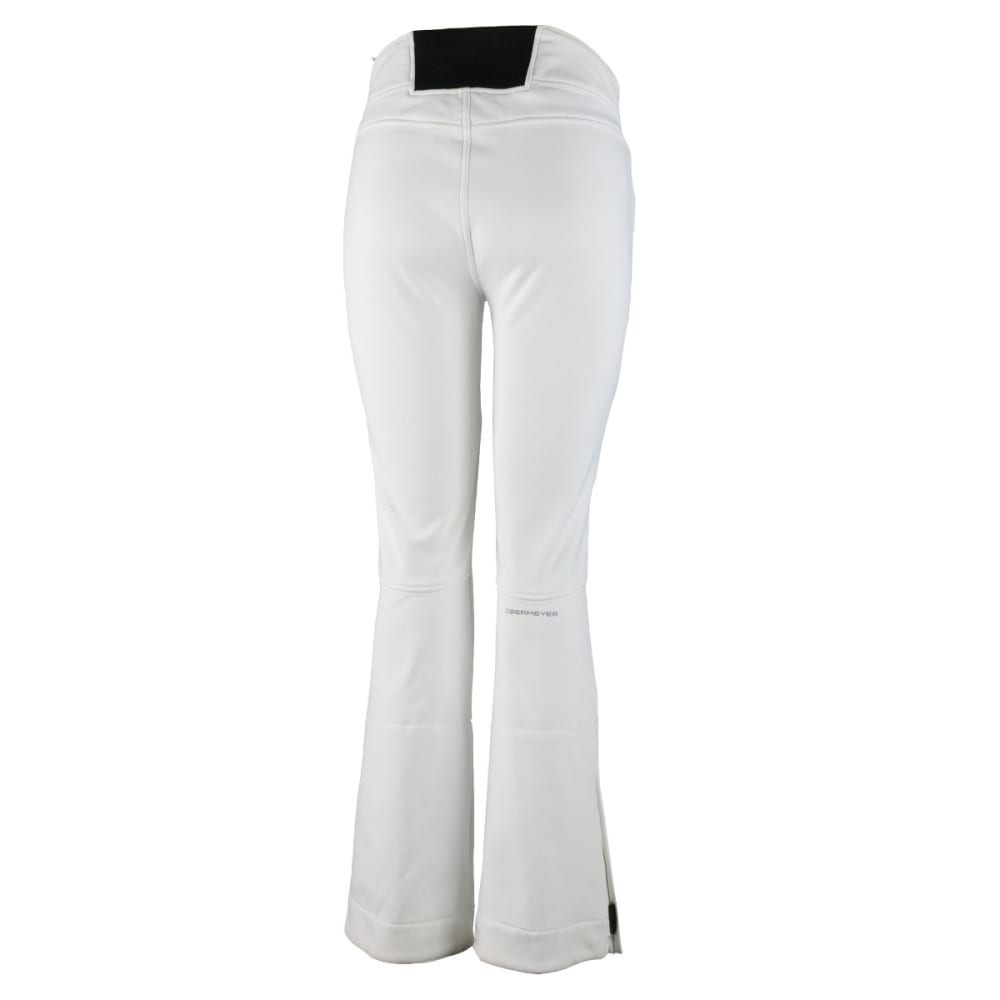 OBERMEYER Women's Bond II Ski Pants - WHITE