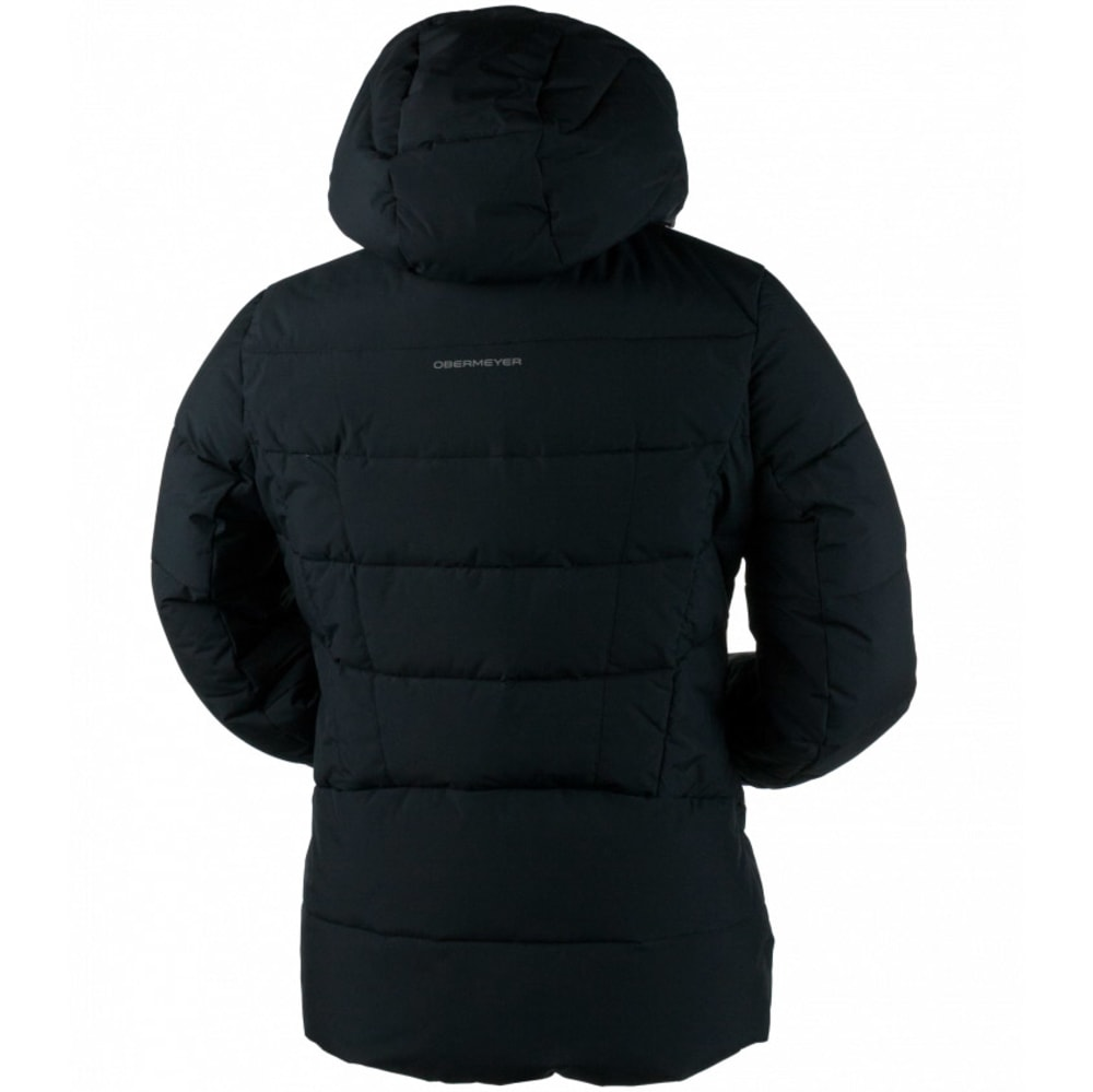 OBERMEYER Women's Charisma Down Jacket - BLACK